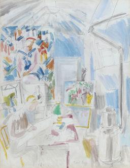 L'atelier De La Rue Séguier