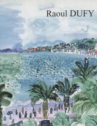 "Catalogue D'exposition ""Raoul Dufy"""