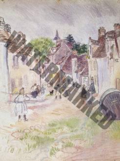 Village De Normandie