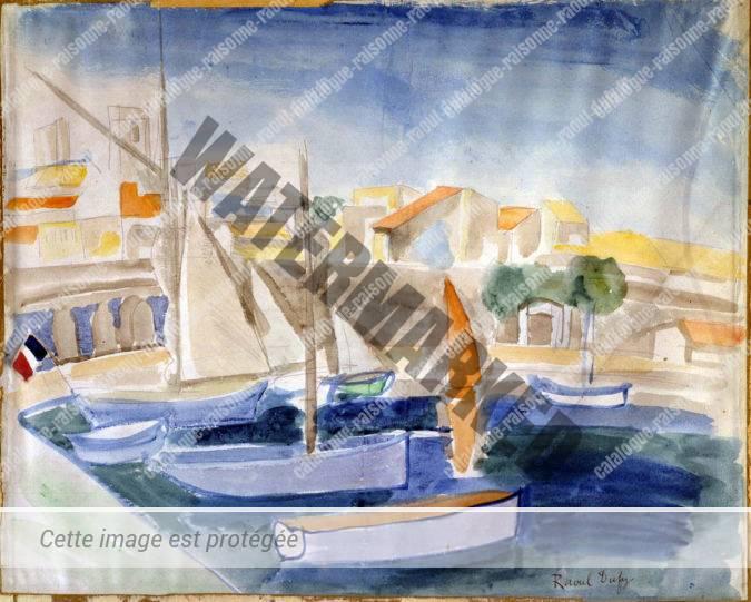 Bateaux Aux Port