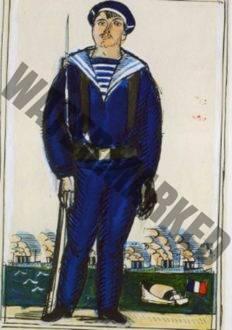 Fusilier Marin (de Face)