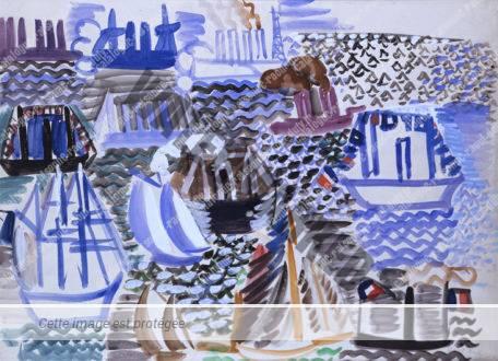 Bateaux Au Havre