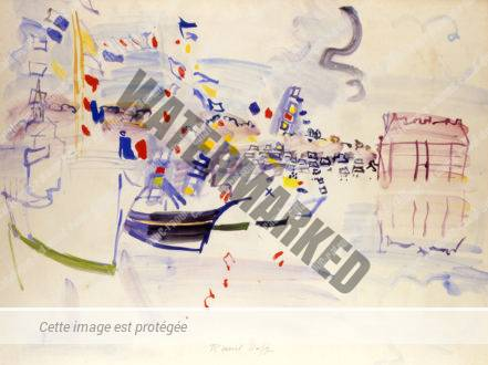 Bateaux Pavoisés à Deauville