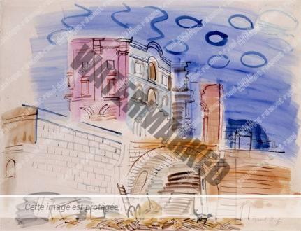 Ruines De L'abbaye De Montmajour