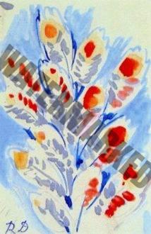 Bouquet (projet Pour Bianchini Férier)