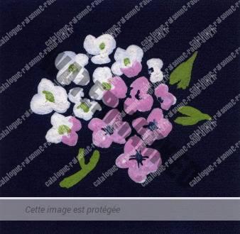 Bouquet - Fleurs Roses Et Blanches
