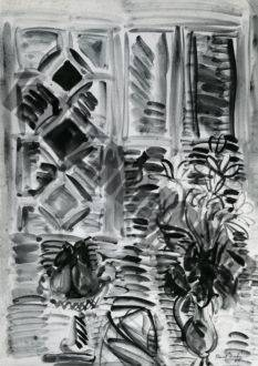 La Fenêtre Aux Vitraux