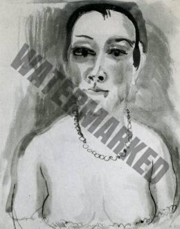 Madame Raoul Dufy