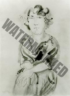Portrait De Madame Dufy