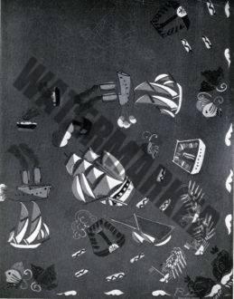 Bateaux Et Papillons