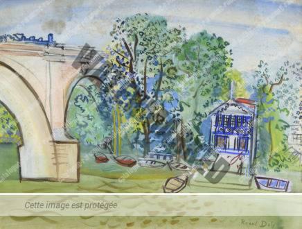 Le Pont De Nogent-le-Perreux