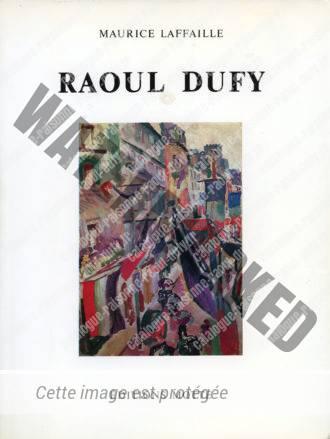 Catalogue Raisonné De L'œuvre Peint De Raoul Dufy - Tome 1