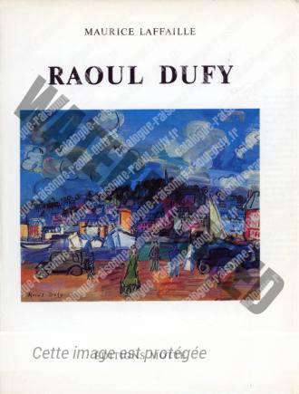 Catalogue Raisonné De L'œuvre Peint De Raoul Dufy - Tome 2