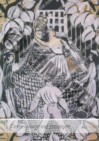 Raoul Dufy - Projets De Tissus - Catalogue D'exposition